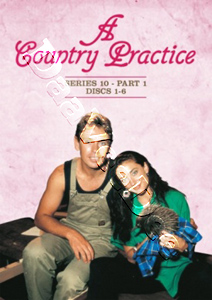 A Country Practice (Series 10 - Part 1) - 11-DVD Box Set (DVD)