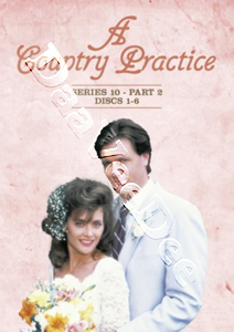 A Country Practice (Series 10 - Part 2) - 11-DVD Box Set (DVD)