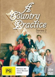 A Country Practice (Series 2 - Ep. 15-44) - 6-DVD Box Set (DVD)