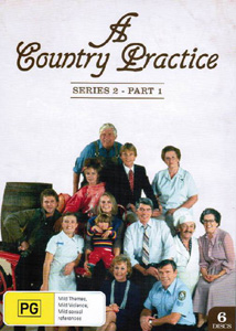 A Country Practice (Series 2 - Part 1) - 6-DVD Set (DVD)