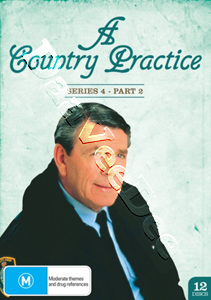 A Country Practice (Series 4 - Part 2) - 12-DVD Box Set (DVD)
