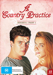 A Country Practice (Series 5 - Part 1) - 12-DVD Box Set (DVD)