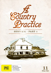 A Country Practice - Series 6 Part 1 - 11-DVD Box Set (DVD)