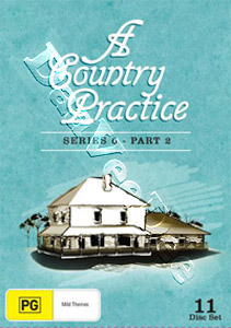 A Country Practice - Series 6 Part 2 - 11-DVD Box Set (DVD)