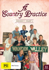 A Country Practice - Series 7 Part 1 - 11-DVD Box Set (DVD)