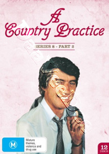 A Country Practice (Series 8 - Part 2) - 12-DVD Box Set (DVD)