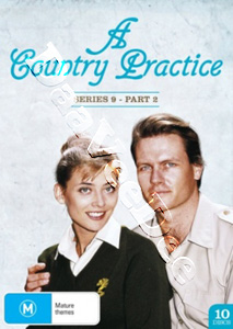 A Country Practice (Series 9 - Part 2) - 10-DVD Box Set (DVD)