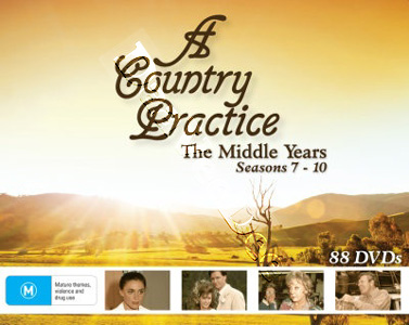 A Country Practice (The Middle Years - Seasons 7-10) - 88-DVD Box Set (DVD)