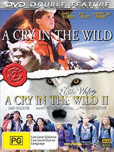 A Cry in the Wild & White Wolves: A Cry in the Wild II (DVD)