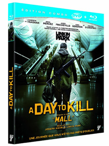 A Day to Kill (2014) (Blu-Ray)