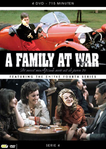 A Family at War (Collection 4) - 4-DVD Box Set (DVD)