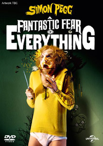 A Fantastic Fear of Everything  (2012) (DVD)