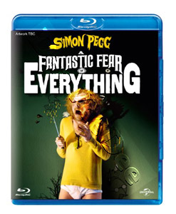 A Fantastic Fear of Everything (2012) (Blu-Ray)