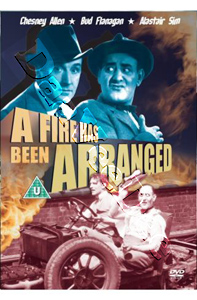 A Fire Has Been Arranged (DVD)