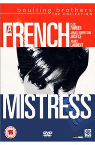 A French Mistress (DVD)