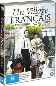 A French Village (Vol. 3 - Ep. 25-36) - 4-DVD Set (DVD)