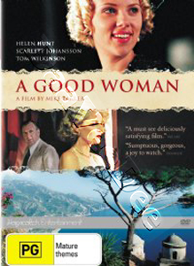 A Good Woman (AUS) (DVD)