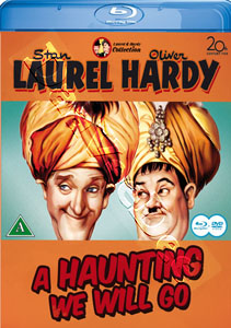 A-Haunting We Will Go (Blu-Ray)