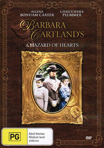 A Hazard of Hearts (DVD)