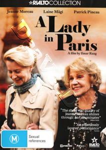 A Lady in Paris (DVD)
