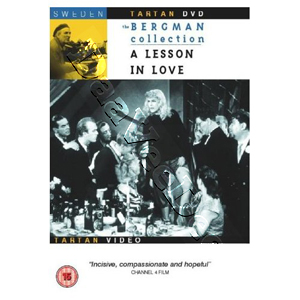 A Lesson in Love (DVD)