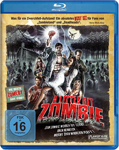 A Little Bit Zombie (2012) (Blu-Ray)