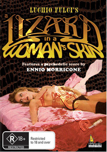 A Lizard in a Woman's Skin (DVD)