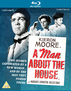 A Man About the House (Blu-Ray)