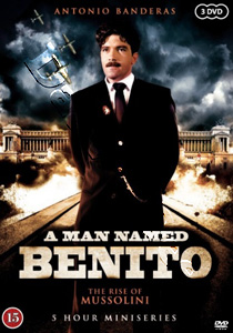 A Man Named Benito: The Rise and Fall of Mussolini - 3-DVD Box Set (DVD)