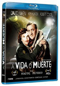 A Matter of Life and Death (1946)  (Blu-Ray)