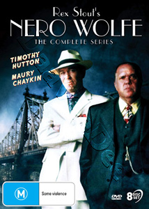 A Nero Wolfe Mystery (Series 1-3) - 8-DVD Box Set (DVD)
