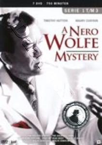 A Nero Wolfe Mystery (Series 1-3) - 7-DVD Box Set (DVD)