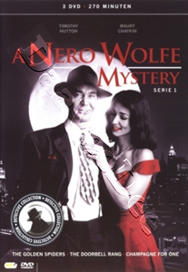 A Nero Wolfe Mystery - Series 1 - 3-DVD Box Set (DVD)