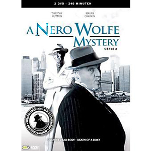 A Nero Wolfe Mystery - Series 2 - 2-DVD Box Set (DVD)
