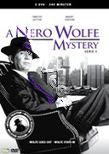 A Nero Wolfe Mystery - Series 3 - 2-DVD Box Set (DVD)