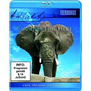 A Paradise for Animals (Blu-Ray)
