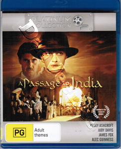 A Passage to India (Blu-Ray)