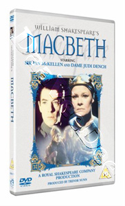 A Performance of Macbeth (1979) (DVD)