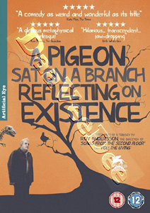 A Pigeon Sat on a Branch Reflecting on Existence (DVD)