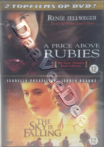 A Price Above Rubies / The Sky is Falling (DVD)