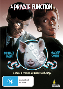 A Private Function (1984) (DVD)
