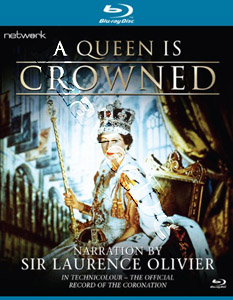A Queen Is Crowned (1953)  (Blu-Ray)