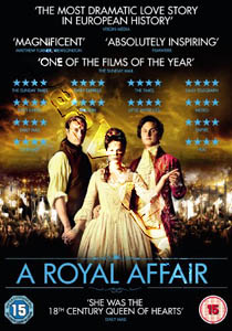 A Royal Affair  (2012) (DVD)