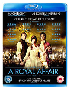 A Royal Affair (2012) (Blu-Ray)