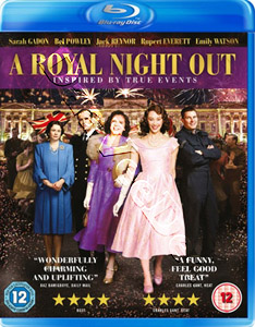 A Royal Night Out (Blu-Ray)