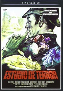 A Study In Terror (1965)  (DVD)