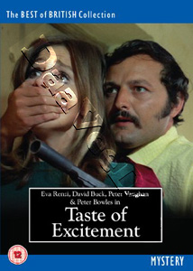 A Taste of Excitement (DVD)
