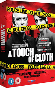 A Touch of Cloth - Complete Case Files - 3-DVD Box Set (DVD)