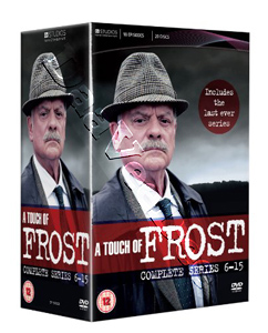 A Touch of Frost - Complete Series 6-15 - 19-DVD Box Set (DVD)