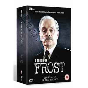 A Touch of Frost - Series 6-12 - 14-DVD Box Set (DVD)